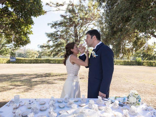Il matrimonio di Fabio e Federica a Villasimius, Cagliari 56