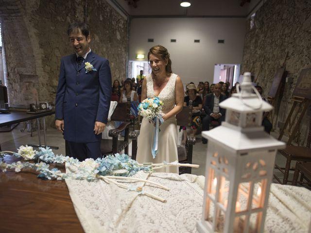 Il matrimonio di Fabio e Federica a Villasimius, Cagliari 95