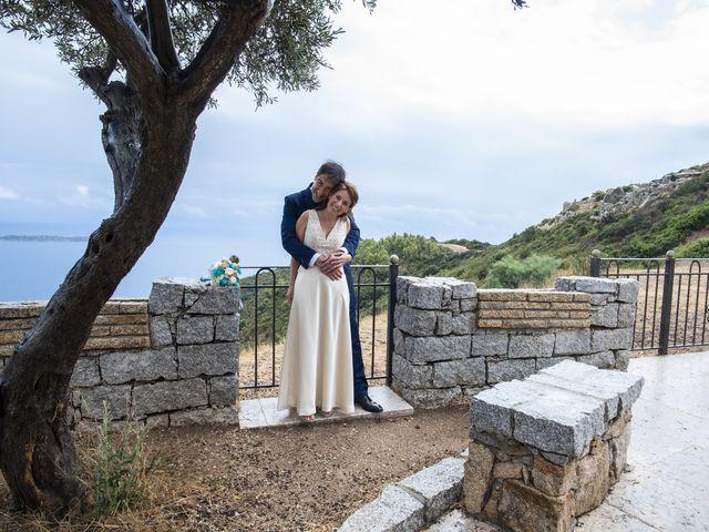 Il matrimonio di Fabio e Federica a Villasimius, Cagliari 106
