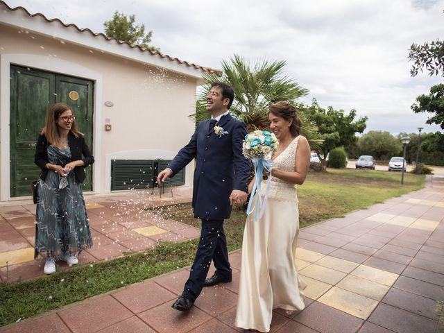 Il matrimonio di Fabio e Federica a Villasimius, Cagliari 110