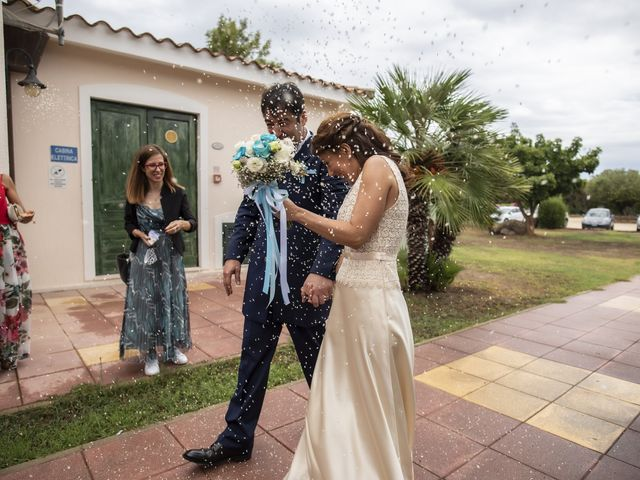 Il matrimonio di Fabio e Federica a Villasimius, Cagliari 111