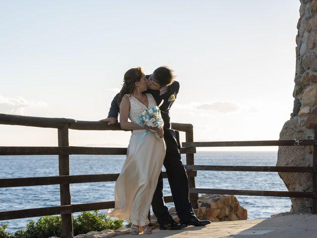 Il matrimonio di Fabio e Federica a Villasimius, Cagliari 133