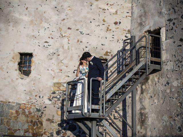 Il matrimonio di Fabio e Federica a Villasimius, Cagliari 134