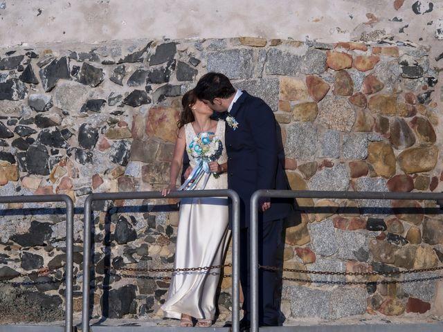 Il matrimonio di Fabio e Federica a Villasimius, Cagliari 135
