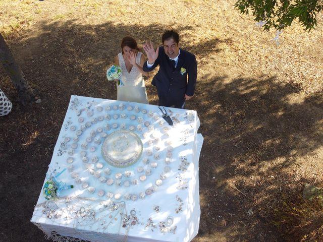 Il matrimonio di Fabio e Federica a Villasimius, Cagliari 156