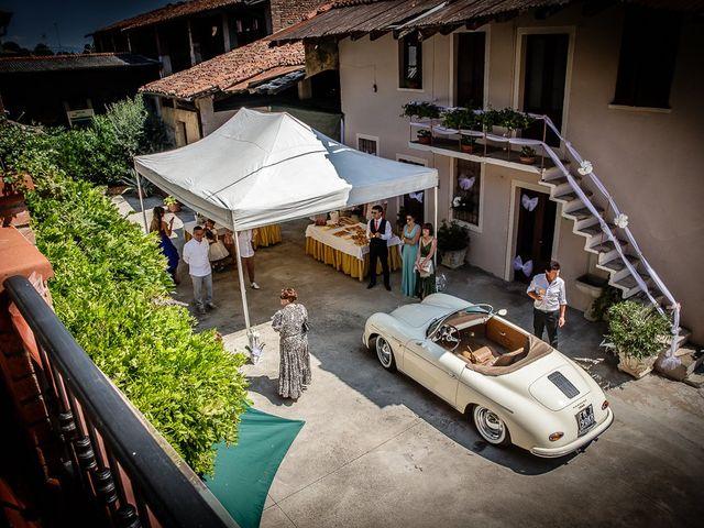Il matrimonio di Cristian e Denise a Roccafranca, Brescia 7