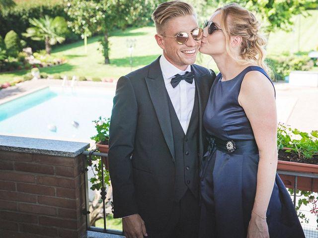 Il matrimonio di Cristian e Denise a Roccafranca, Brescia 37