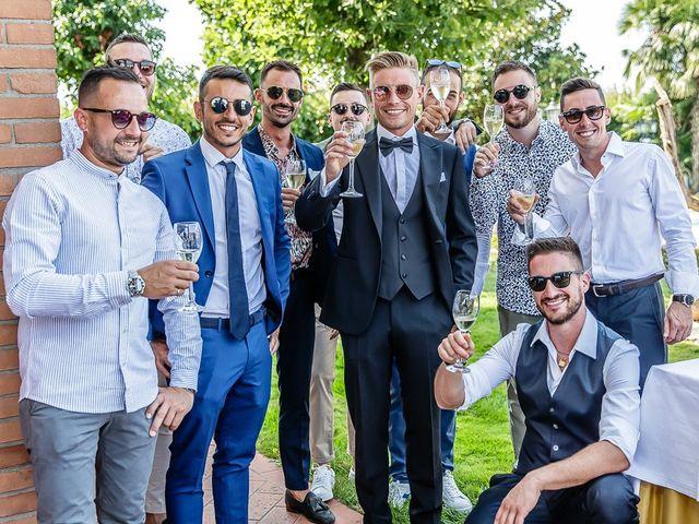 Il matrimonio di Cristian e Denise a Roccafranca, Brescia 54