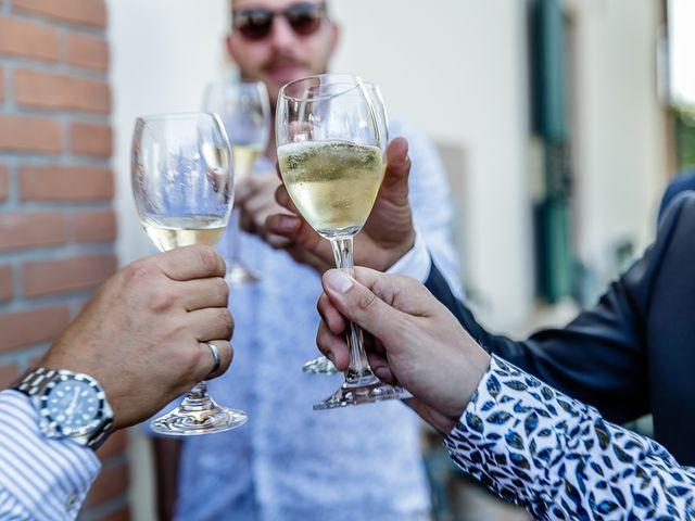 Il matrimonio di Cristian e Denise a Roccafranca, Brescia 56