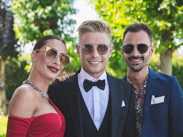 Il matrimonio di Cristian e Denise a Roccafranca, Brescia 59