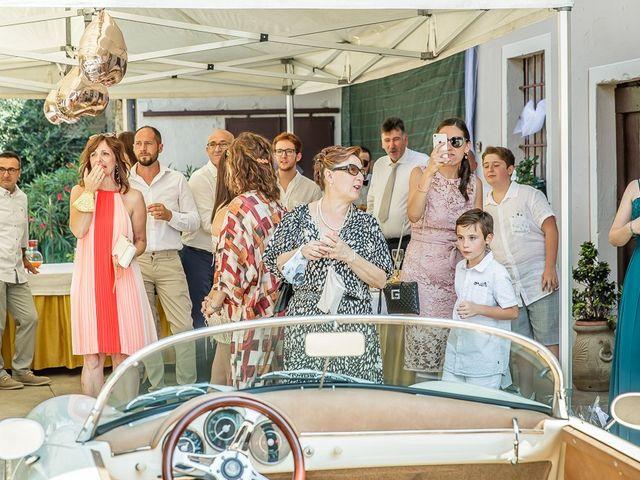 Il matrimonio di Cristian e Denise a Roccafranca, Brescia 71