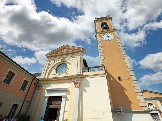 Il matrimonio di Cristian e Denise a Roccafranca, Brescia 77
