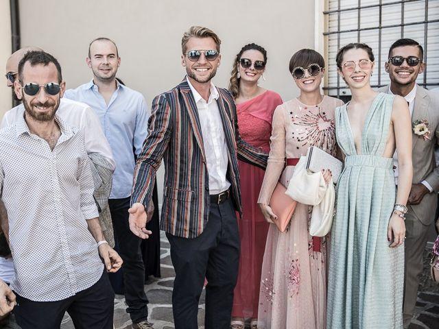 Il matrimonio di Cristian e Denise a Roccafranca, Brescia 79