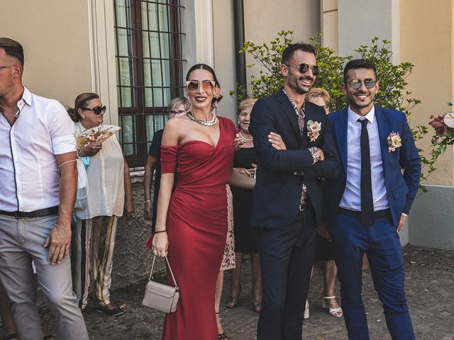 Il matrimonio di Cristian e Denise a Roccafranca, Brescia 81