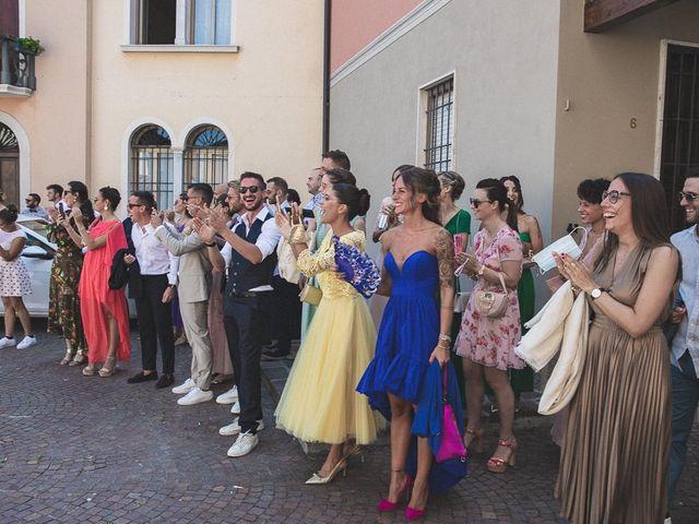Il matrimonio di Cristian e Denise a Roccafranca, Brescia 82