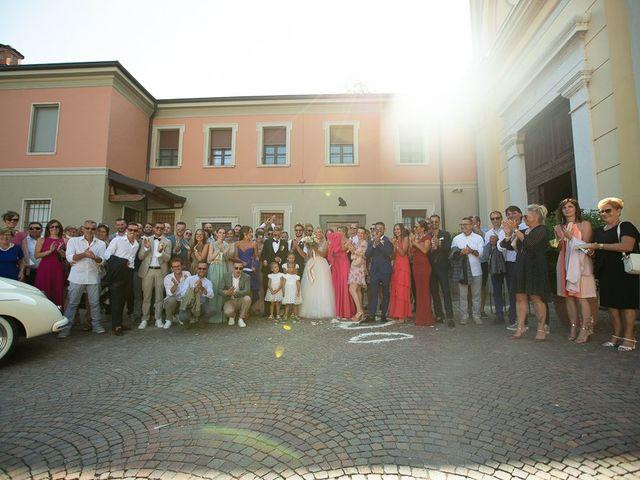 Il matrimonio di Cristian e Denise a Roccafranca, Brescia 83