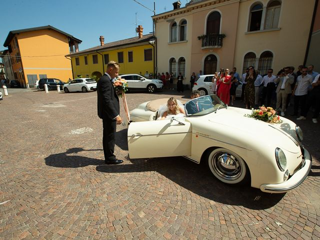 Il matrimonio di Cristian e Denise a Roccafranca, Brescia 84