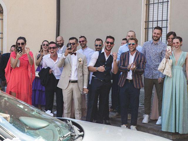 Il matrimonio di Cristian e Denise a Roccafranca, Brescia 85