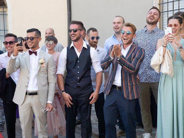Il matrimonio di Cristian e Denise a Roccafranca, Brescia 86