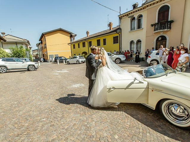 Il matrimonio di Cristian e Denise a Roccafranca, Brescia 87