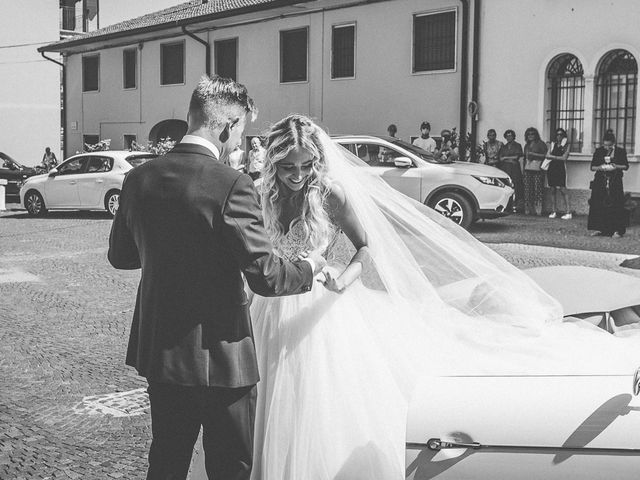 Il matrimonio di Cristian e Denise a Roccafranca, Brescia 88