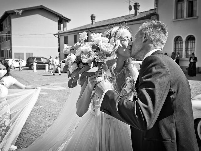 Il matrimonio di Cristian e Denise a Roccafranca, Brescia 89