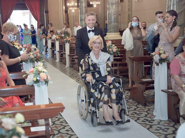 Il matrimonio di Cristian e Denise a Roccafranca, Brescia 90