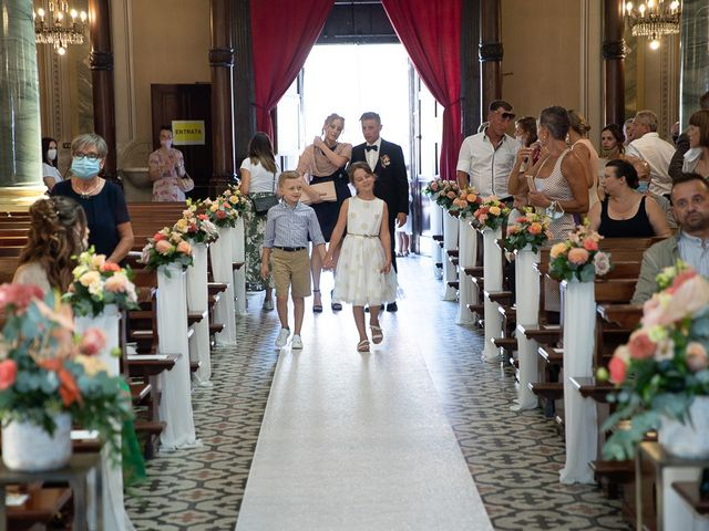 Il matrimonio di Cristian e Denise a Roccafranca, Brescia 91