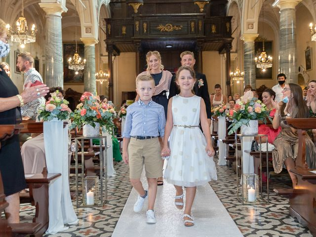 Il matrimonio di Cristian e Denise a Roccafranca, Brescia 93