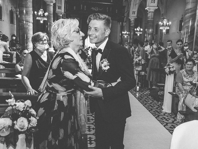 Il matrimonio di Cristian e Denise a Roccafranca, Brescia 94