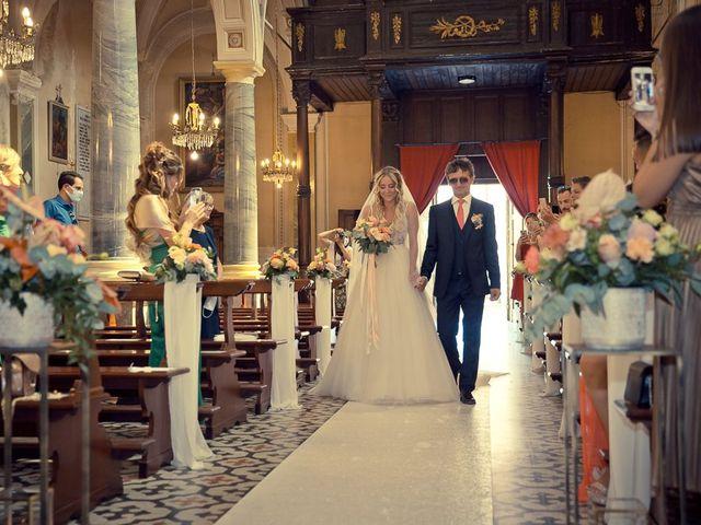 Il matrimonio di Cristian e Denise a Roccafranca, Brescia 97