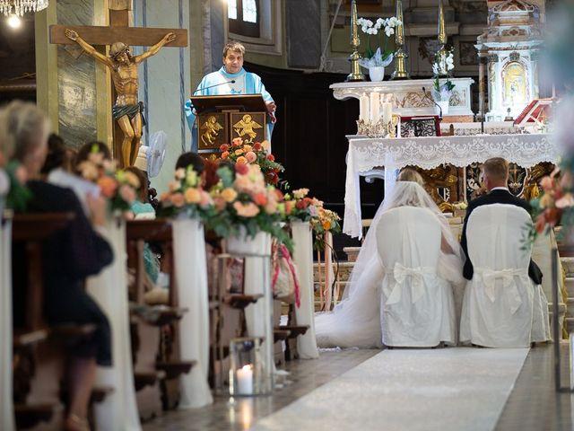 Il matrimonio di Cristian e Denise a Roccafranca, Brescia 106