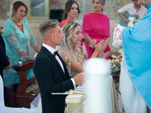 Il matrimonio di Cristian e Denise a Roccafranca, Brescia 107