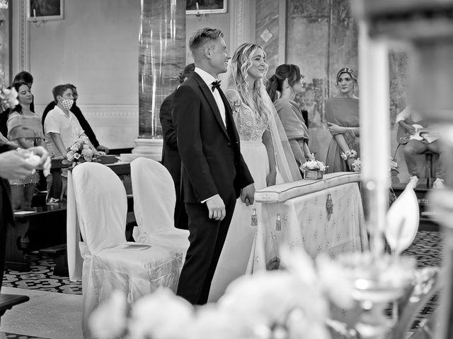 Il matrimonio di Cristian e Denise a Roccafranca, Brescia 108