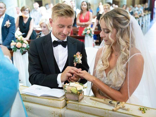 Il matrimonio di Cristian e Denise a Roccafranca, Brescia 110