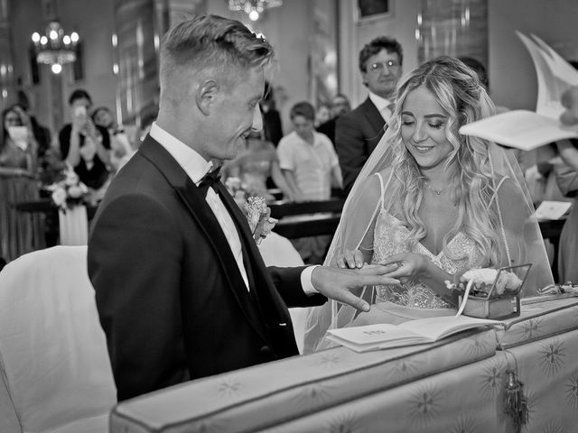 Il matrimonio di Cristian e Denise a Roccafranca, Brescia 111