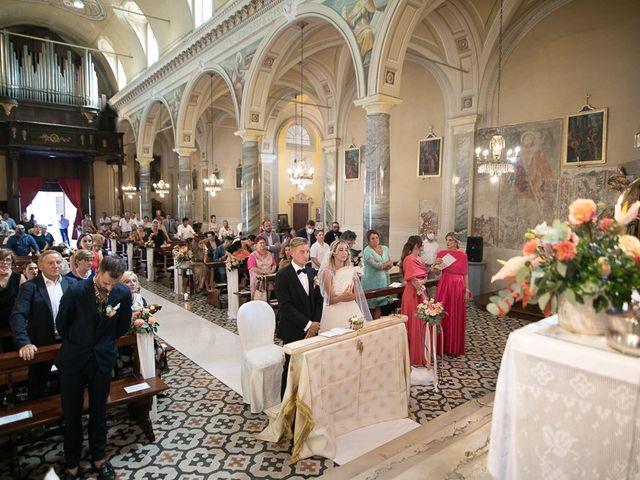 Il matrimonio di Cristian e Denise a Roccafranca, Brescia 116