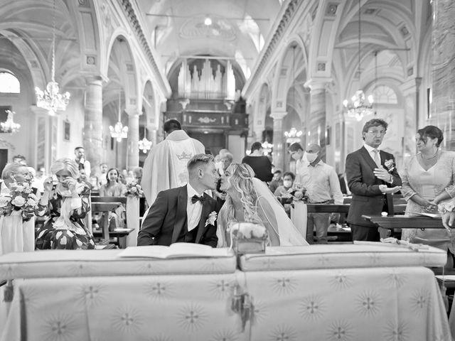 Il matrimonio di Cristian e Denise a Roccafranca, Brescia 119