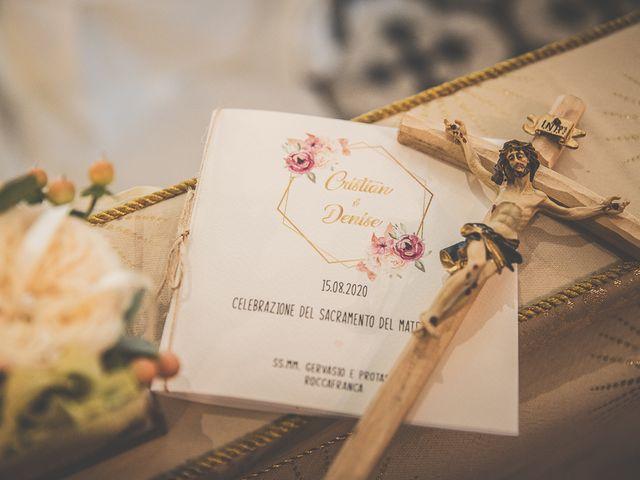 Il matrimonio di Cristian e Denise a Roccafranca, Brescia 120