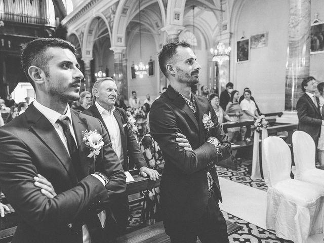 Il matrimonio di Cristian e Denise a Roccafranca, Brescia 121
