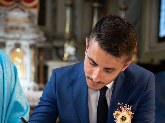 Il matrimonio di Cristian e Denise a Roccafranca, Brescia 126