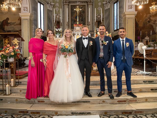 Il matrimonio di Cristian e Denise a Roccafranca, Brescia 130