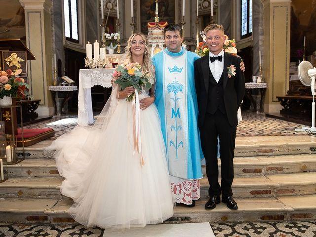 Il matrimonio di Cristian e Denise a Roccafranca, Brescia 131