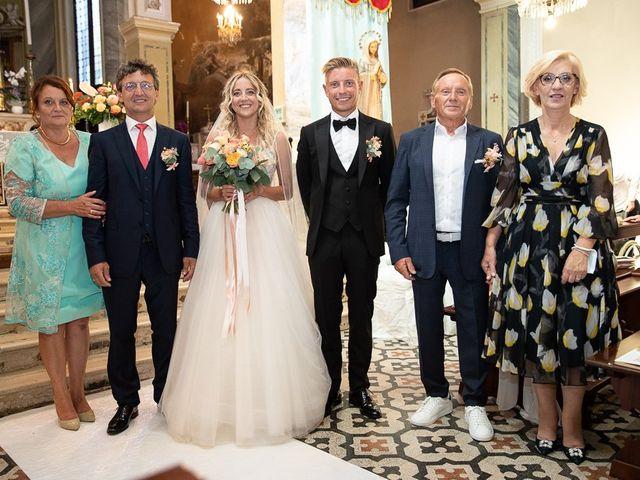 Il matrimonio di Cristian e Denise a Roccafranca, Brescia 132