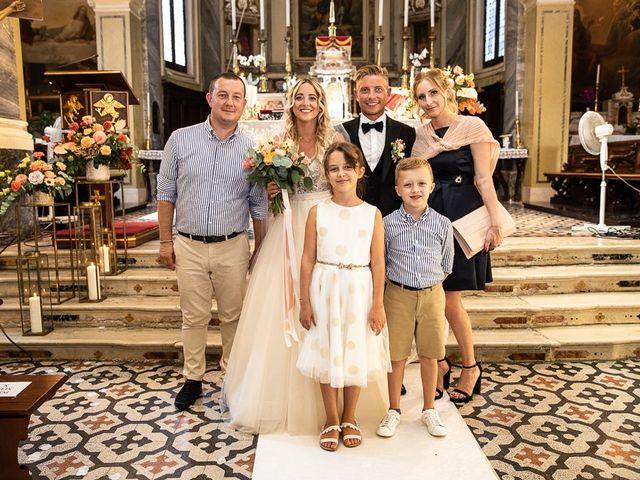 Il matrimonio di Cristian e Denise a Roccafranca, Brescia 133