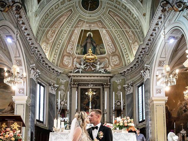 Il matrimonio di Cristian e Denise a Roccafranca, Brescia 134