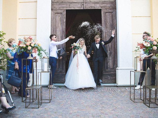 Il matrimonio di Cristian e Denise a Roccafranca, Brescia 135