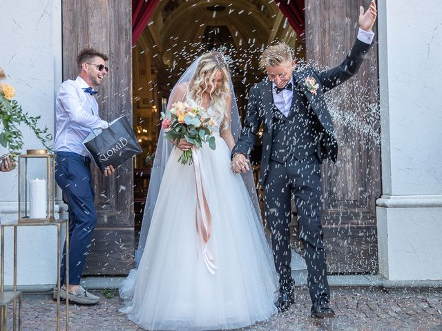 Il matrimonio di Cristian e Denise a Roccafranca, Brescia 136