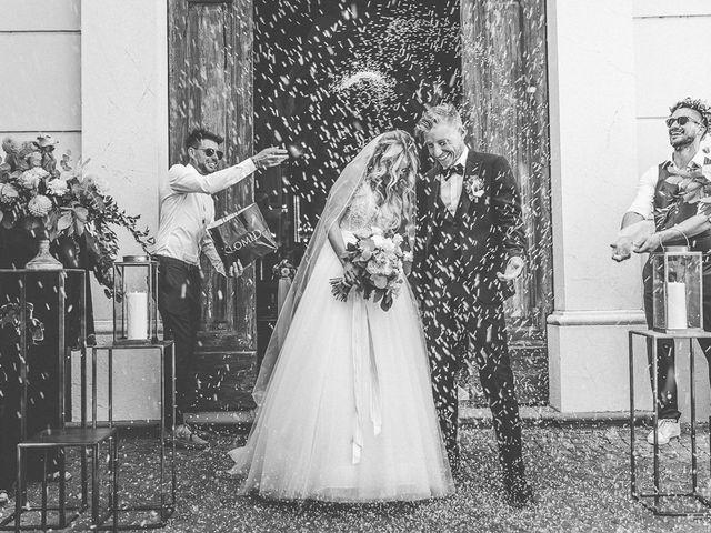 Il matrimonio di Cristian e Denise a Roccafranca, Brescia 137