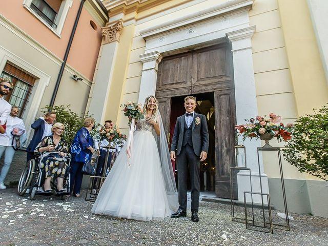 Il matrimonio di Cristian e Denise a Roccafranca, Brescia 138